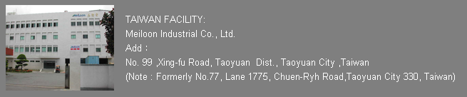 Taiwan Meiloon Industrial Co., Ltd.